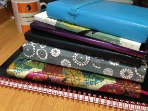 Wordstruck notebooks