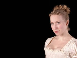 Rebecca Vaughan stars as 13 heroines from Jane Austen's novels.