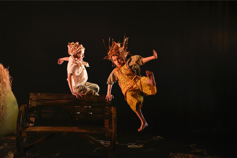 Rumpelstiltskin young dancers